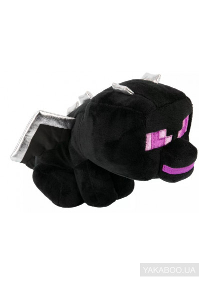 Фото - М'яка іграшка JINX Minecraft Happy Explorer Sitting Ender Dragon Plush (JINX-10333)