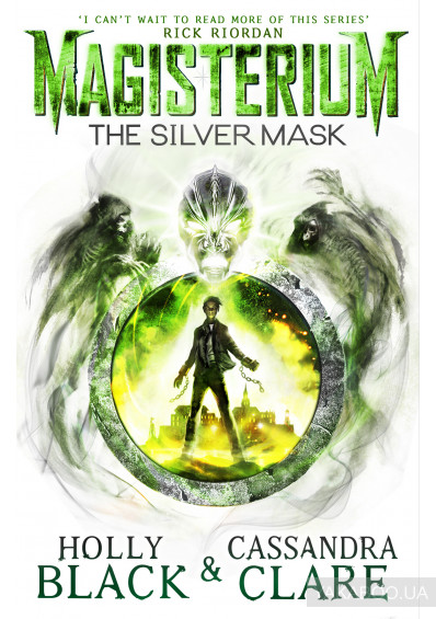Фото - Magisterium: The Silver Mask