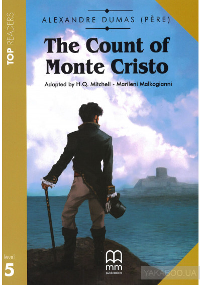 Фото - The Count of Monte Cristo Teacher's Pack. Teacher's Book & Story Book with Glossary