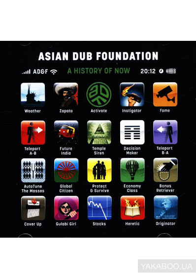 Фото - Asian Dub Foundation: A History of Now
