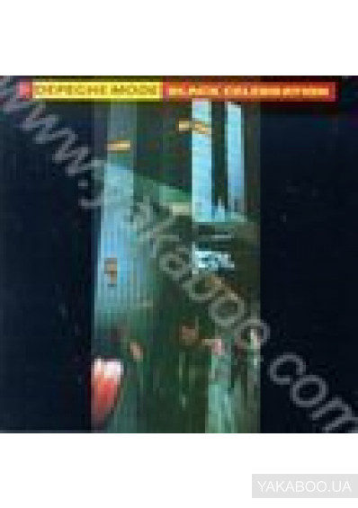 Фото - Depeche Mode: Black Celebration (Standard CD & DVD) (Import)