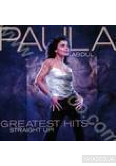 Фото - Paula Abdul: Straight Up! Greatest Hits