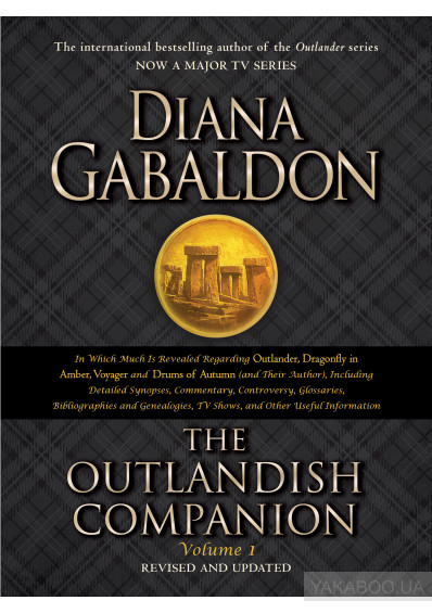 Фото - The Outlandish Companion Volume 1