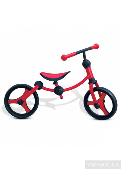 Фото - Беговел Smart Trike Running Bike Red (1050100)
