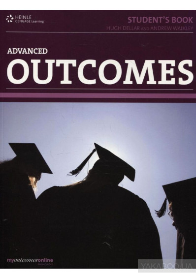 Outcomes Advanced  Student's Book (With Pin-code to MyOutcomes and  Vocabulary Builder)
