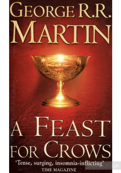 Фото - A Song of Ice and Fire. Book 4. A Feast for Crows