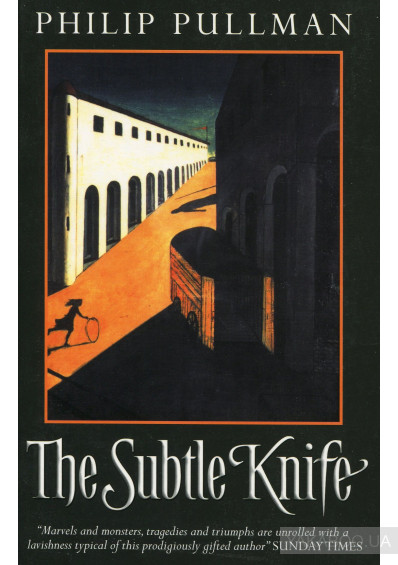 Фото - Subtle Knife: Adult Edition  (His Dark Materials 2)