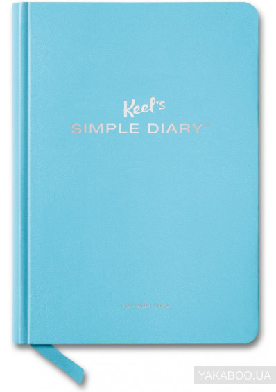 Фото - Keel's Simple Diary Volume Two.  Light blue