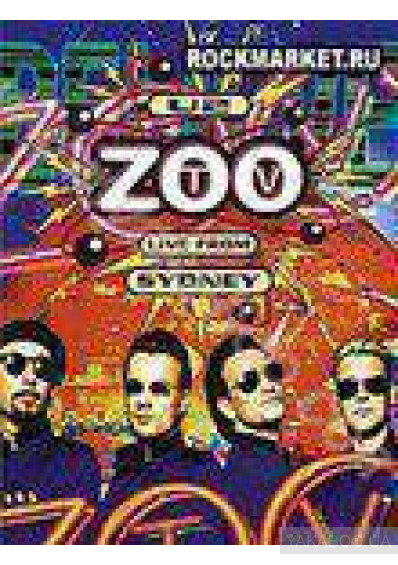Фото - U2: Zoo TV. Live from Sydney (DVD)