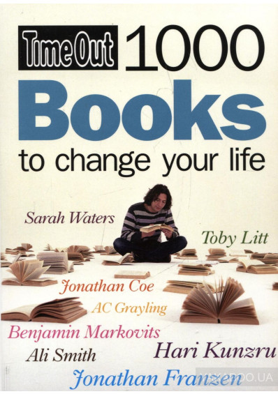 Фото - Time Out 1000 Books to Change Your Life