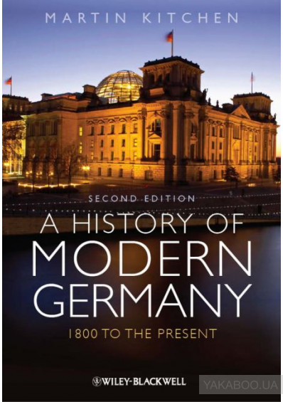 Фото - A History of Modern Germany: 1800 to the Present