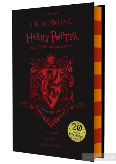 Фото - Harry Potter and the Philosopher's Stone (Gryffindor Edition)