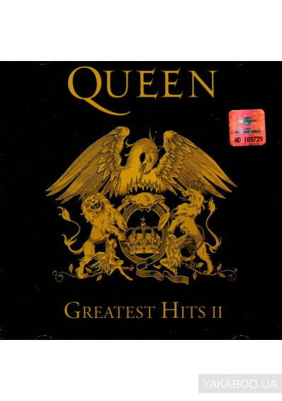 Фото - Queen: Greatest Hits II (Digital Remastering)