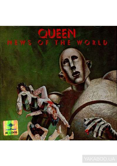 Фото - Queen: News of the World (Digital Remastering)