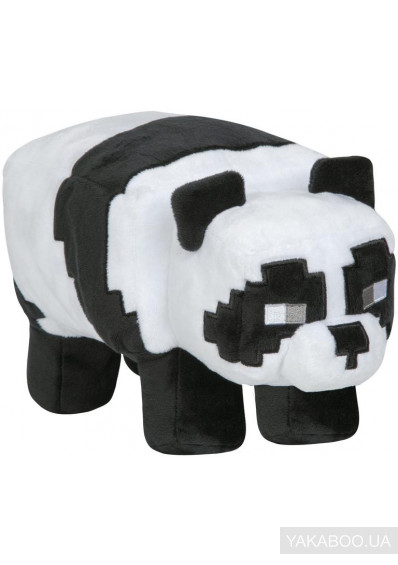 Фото - М'яка іграшка JINX Minecraft Adventure Panda Plush (JINX-9293)
