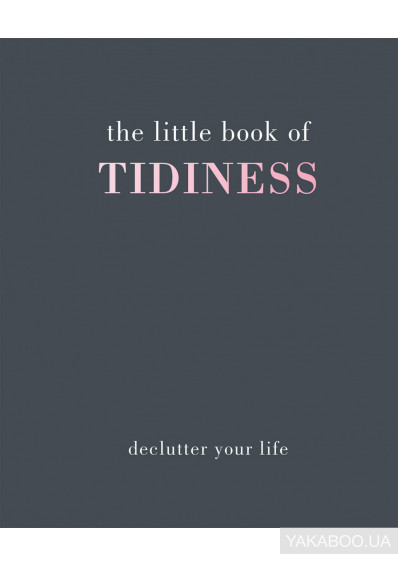 Фото - The Little Book of: Tidiness Declutter Your Life