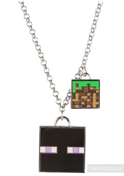 Фото - Медальйон JINX Minecraft Enchanted Enderman (JINX-7944)