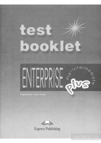Фото - Enterprise Plus: Test Booklet with Key
