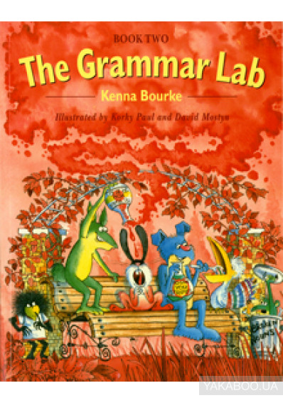 lab book 1 the grammar