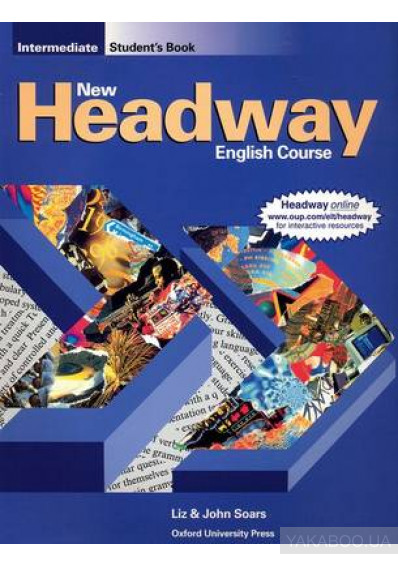 New Headway Intermediate Students Book