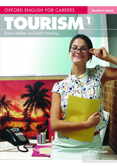 Фото - Oxford English for Careers: Tourism 1. Student's Book