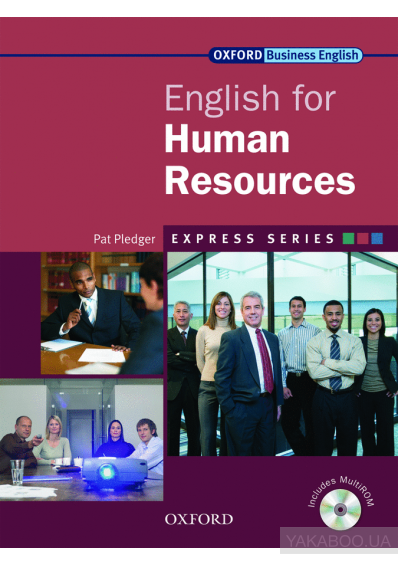 Фото - Oxford English for Human Resources. Student's Book (+ CD-ROM)
