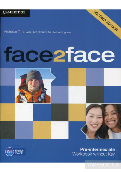 Фото - Face2face.  Pre-intermediate. Workbook without Key