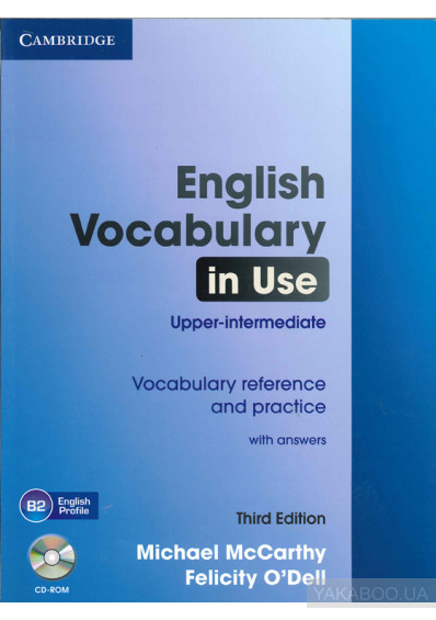 Kniga English Vocabulary In Use Upper Intermediate With Answers