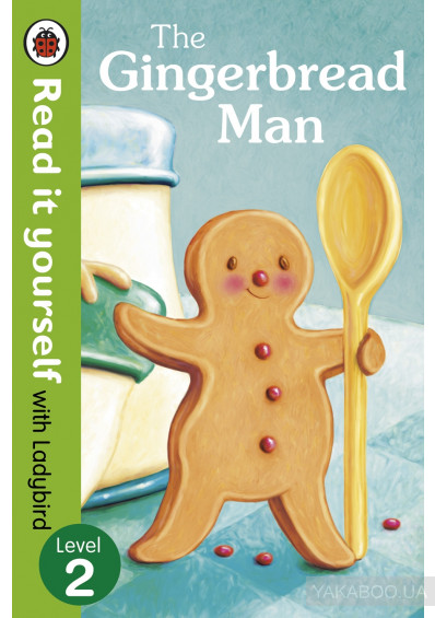 Фото - The Gingerbread Man - Read It Yourself with Ladybird