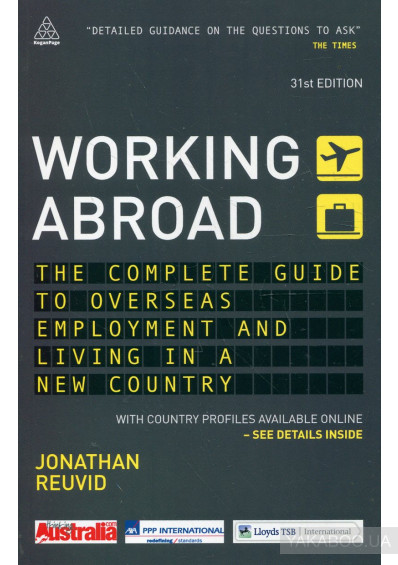 Фото - Working Abroad: The Complete Guide to Overseas Employment and Living in a New Country