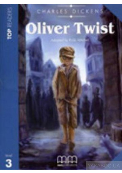 Фото - Oliver Twist. Book with CD. Level 3