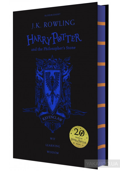 Фото - Harry Potter and the Philosopher's Stone (Ravenclaw Edition)