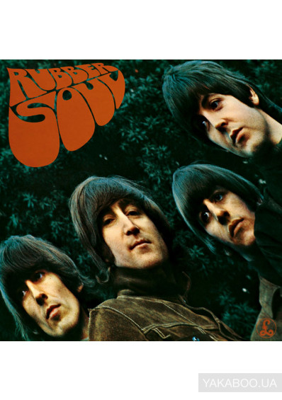 Фото - The Beatles: Rubber Soul (Remastered) (LP) (Import)
