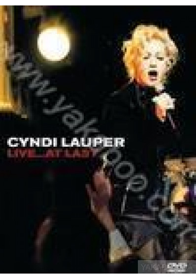 Фото - Cyndi Lauper: Live... At Last (DVD) (Import)