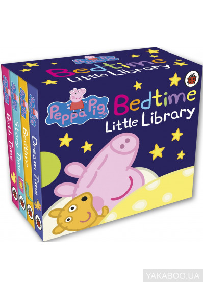 Фото - Peppa Pig: Bedtime Little Library