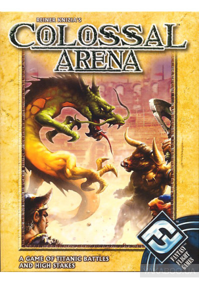 Фото - Настольная игра Fantasy Flight Games Colossal Arena (13286)