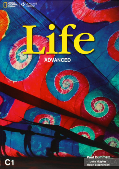 Фото - Life Advanced Students's Book with DVD