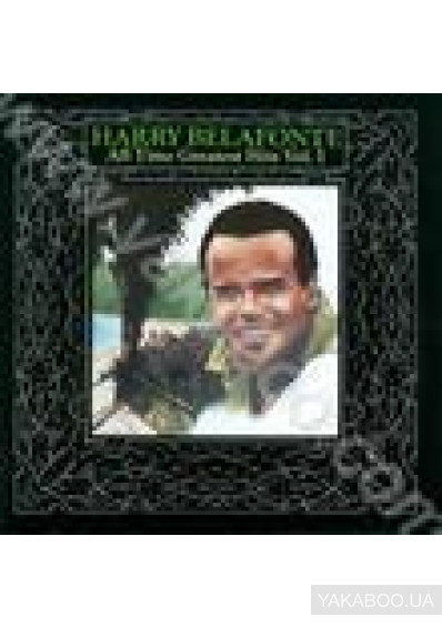 Фото - Harry Bellafonte: All Time Greatest Hits (LP) (Import)