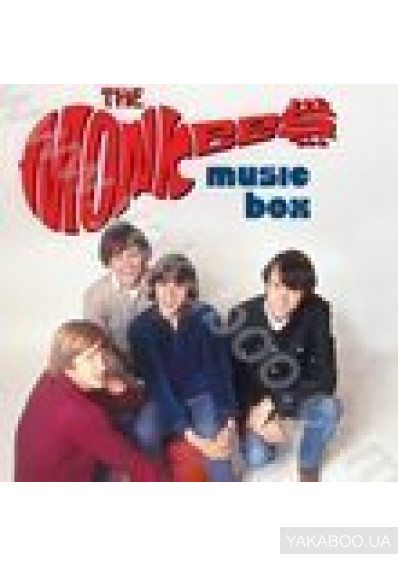 Фото - The Monkees:  Music Box (Import)