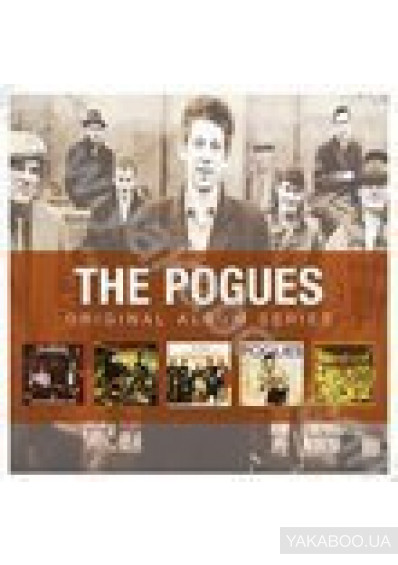Фото - The Pogues:  Original Album Series (Import)