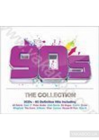 Фото - Various Artists: 90s: The Collection (Import)