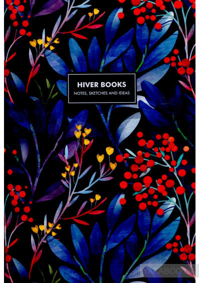 Фото - Тетрадка Hiver Books Bloom S