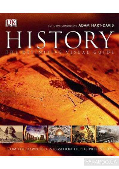 Фото - History: The Definitive Visual Guide