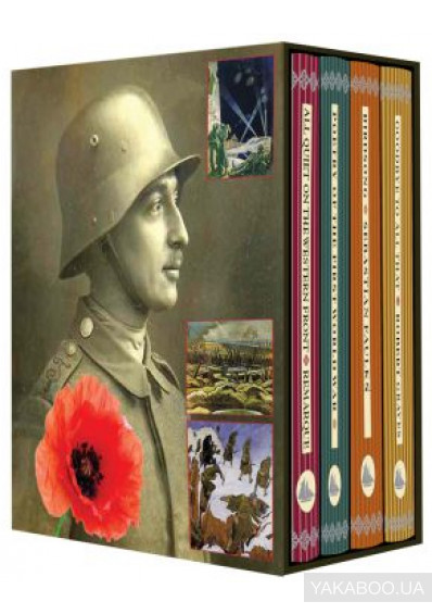 Фото - First World War. 4-Book Boxed Set