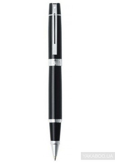 Фото - Ручка ролер Sheaffer Gift Collection Glossy Black NT RB (Sh931215)