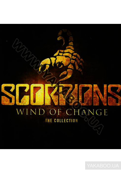Фото - Scorpions: Wind of Change. The Collection