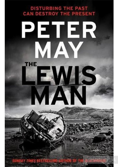 Фото - Lewis Trilogy. Book 2. The Lewis Man