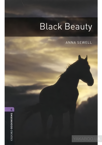 Фото - Oxford Bookworms Library: Level 4. Black Beauty audio pack