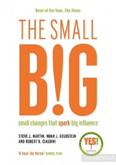Фото - The Small Big. Small Changes That Spark Big Influence