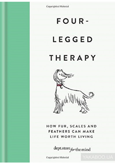 Фото - Four-Legged Therapy. How fur, scales and feathers can make life worth living